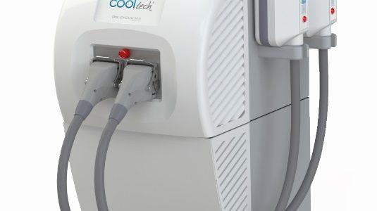 لاغری با دستگاه Cooltech در یک جلسه
