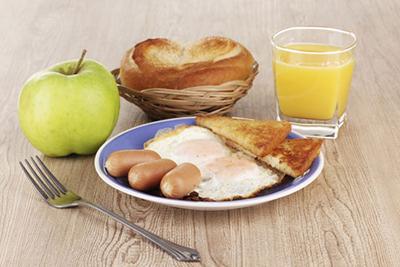 تاثیر صبحانه قبل از ورزش برای بهبود سرعت کاهش وزن
