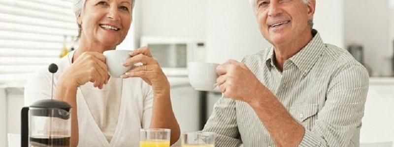 مواد ضروری در تغذیه سالمندان
