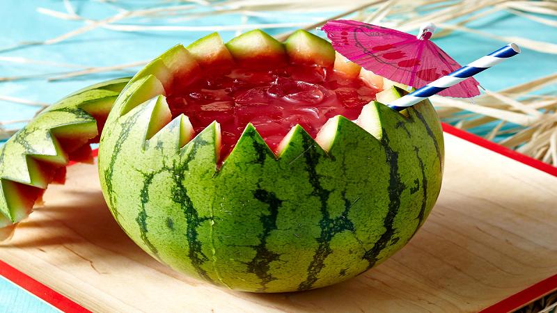 هندوانه میوه تابستان