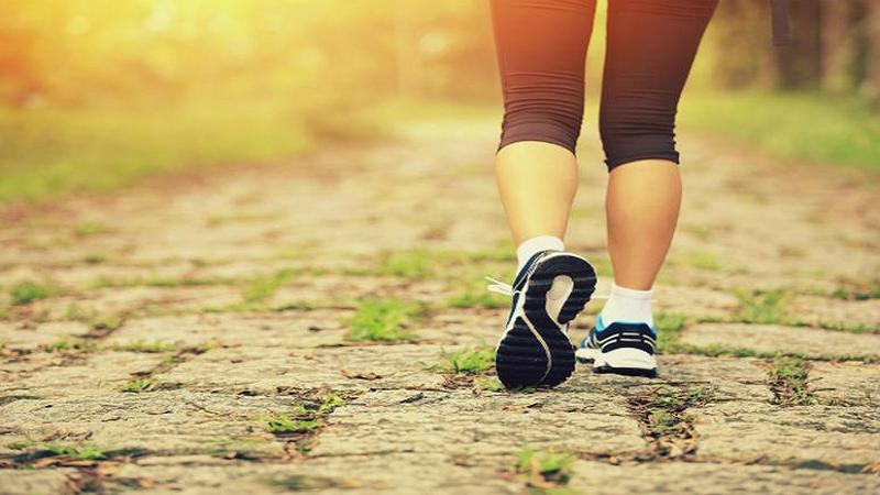 پیاده رویی و افزایش متابولیسم