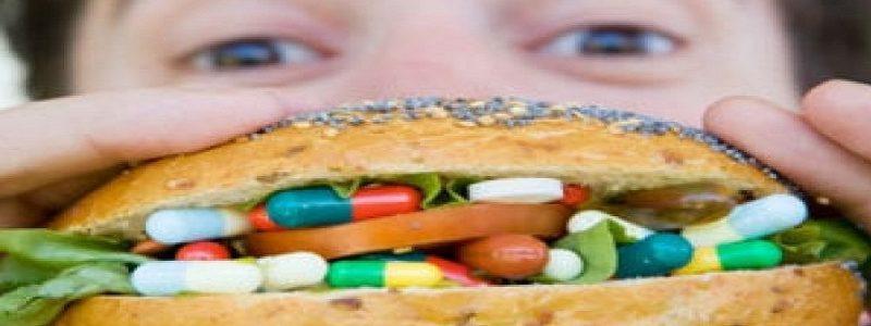 مضرات مصرف مکمل های غذایی