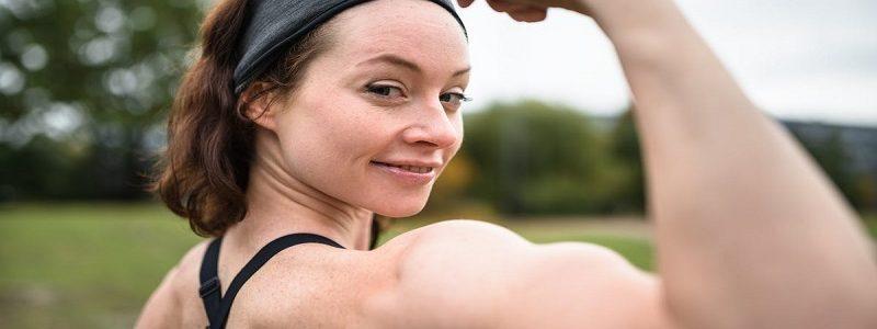 افزایش وزن با راهکار عضله سازی