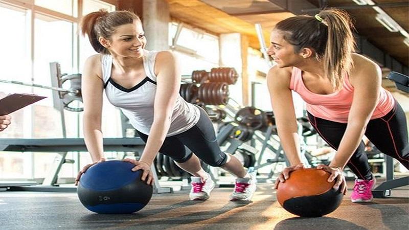 برای افزایش وزن، ورزش کنید