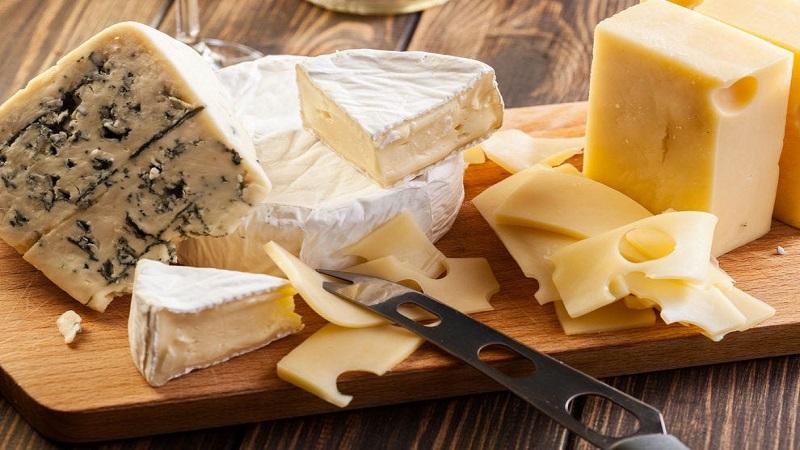 تاثیر پنیر بر افزایش وزن