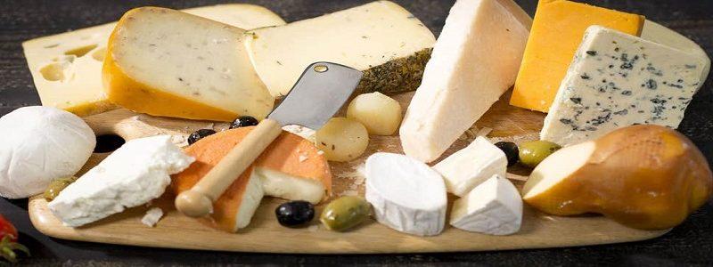 آشنایی با خواص پنیر برای افزایش وزن و سلامتی