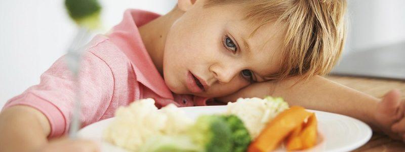 فوبیا و ترس از غذا خوردن