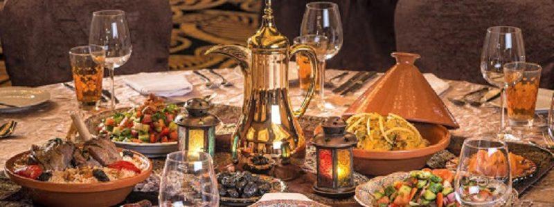 از پرخوری در ماه رمضان جلوگیری کنید .