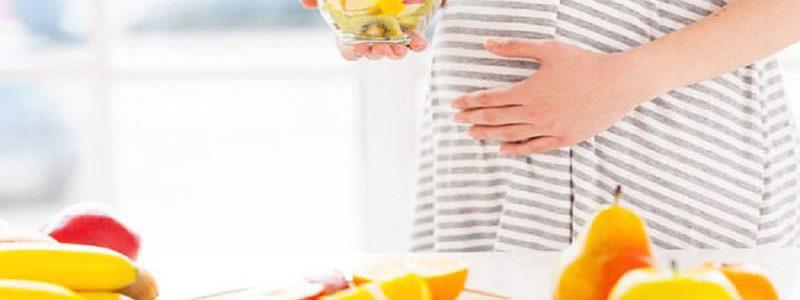 پرهیزات غذایی در دوران بارداری