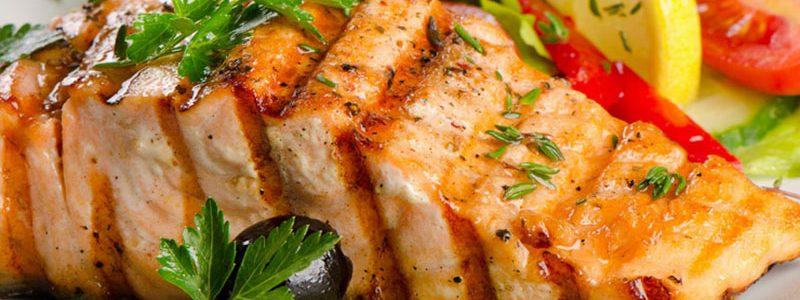 فواید خوردن ماهی