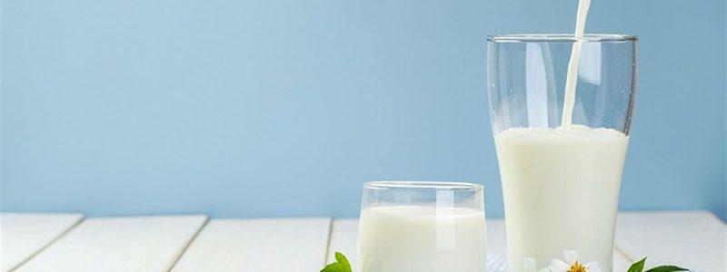 نکات نوشیدن شیر